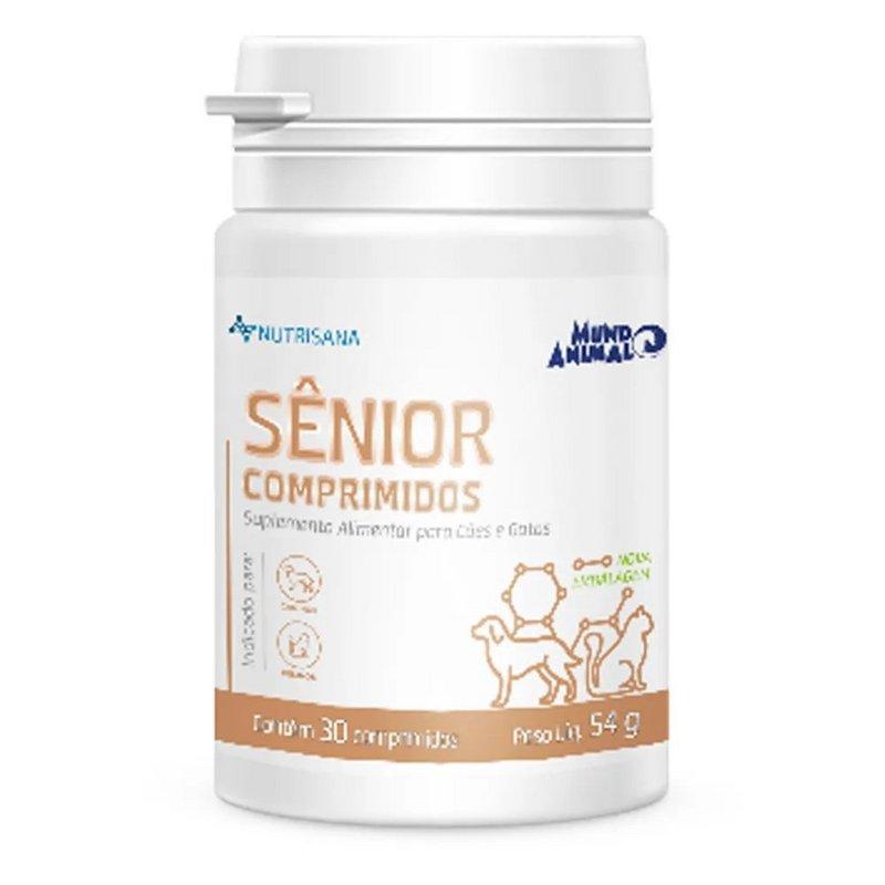 Suplemento Alimentar Nutrisana Sênior 30 Comprimidos