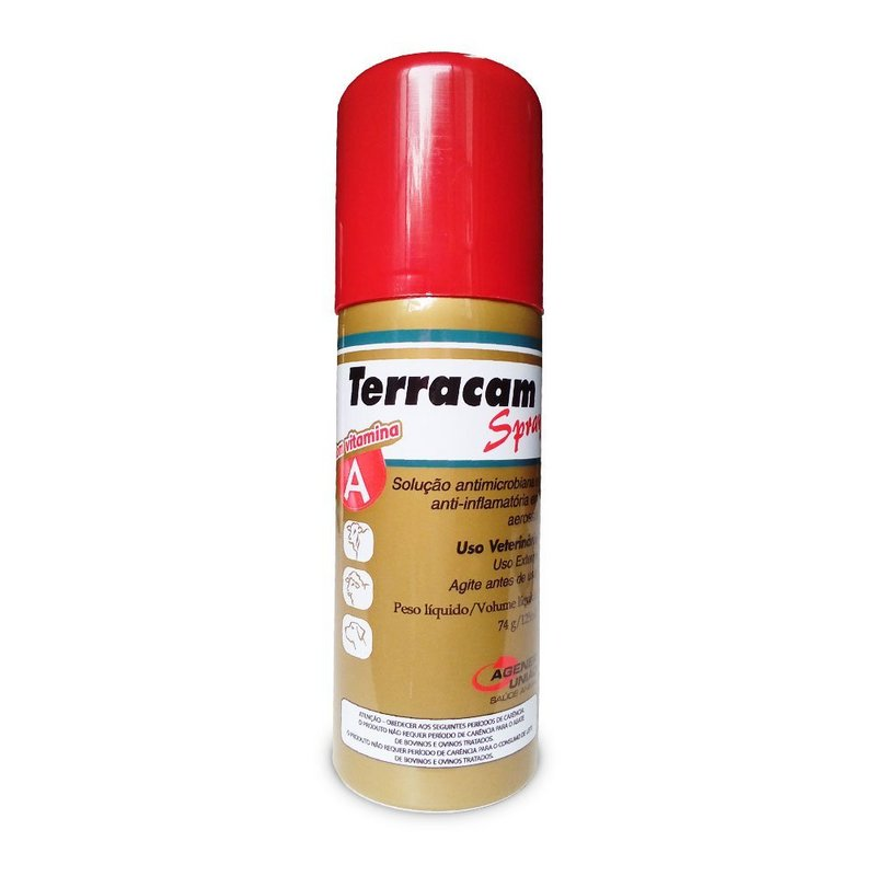 Terracam Spray - 125 Ml