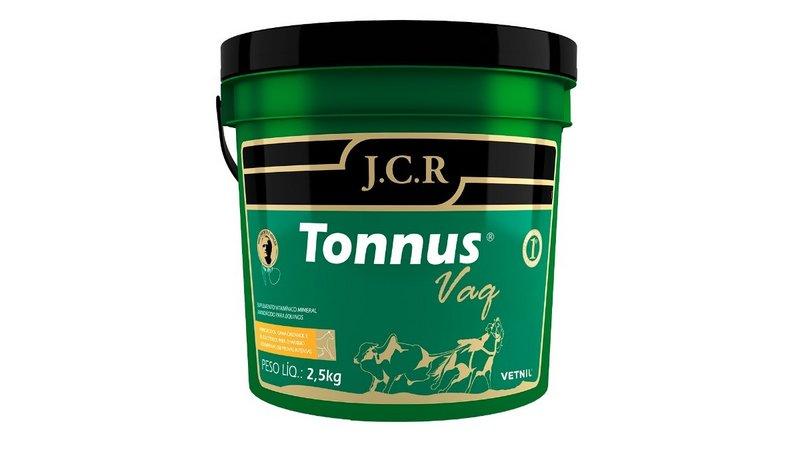 Tonnus Vaq Jcr - 2,5kg - Vetnil - ( Vaquejada )