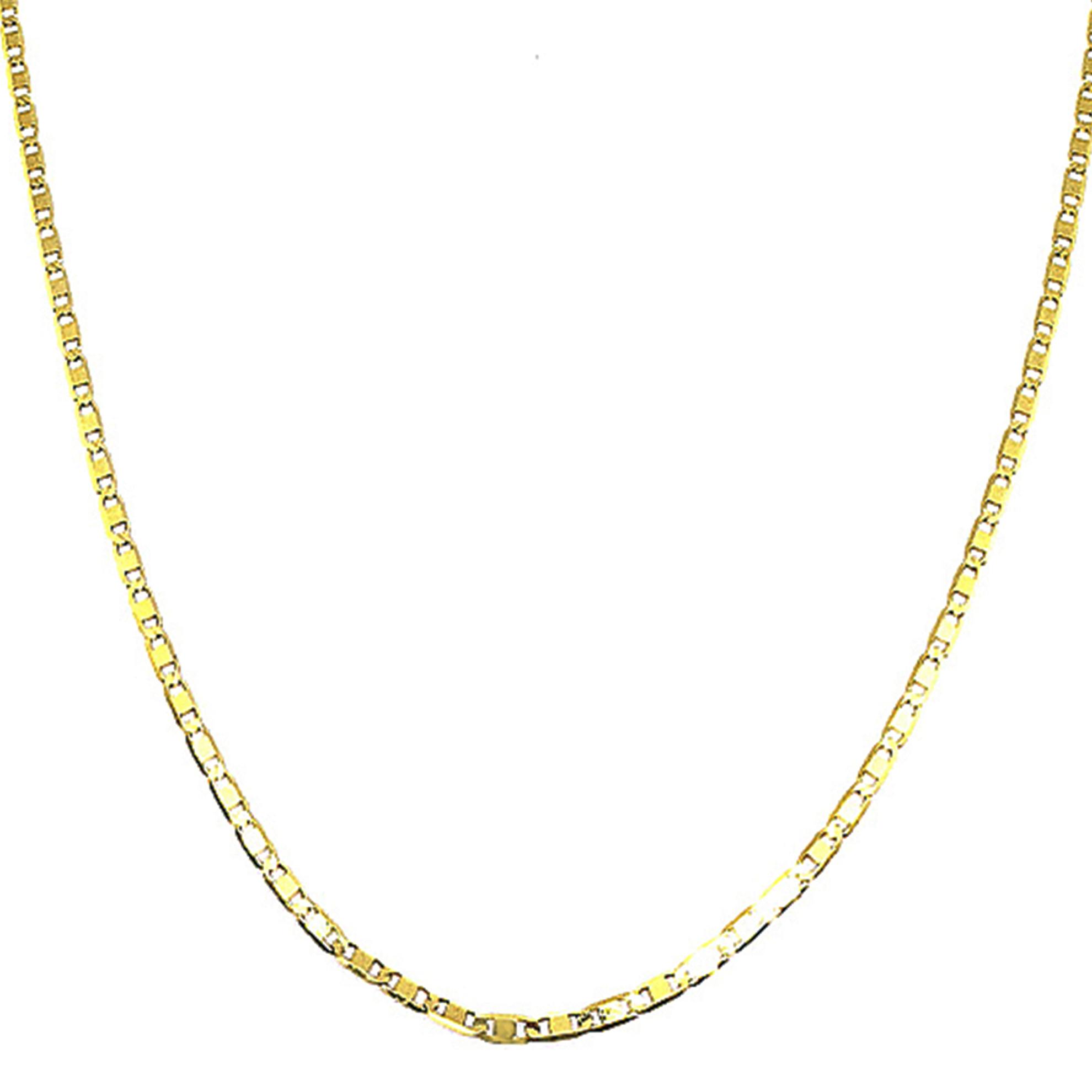 Gargantilha Piastrine em Ouro 18 Kilates