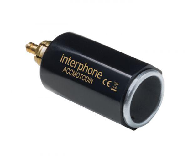 ADAPTADOR INTERPHONE DIN COM ENTRADA USB
