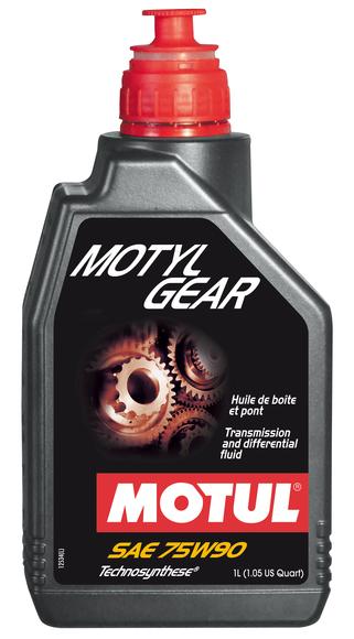 ÓLEO MOTUL MOTYLGEAR 75w90 1L