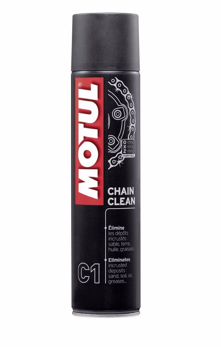 ÓLEO SPRAY CORRENTE MOTUL CHAIN CLEAN
