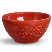 Bowl Madeleine Vermelho (6 Unidades)
