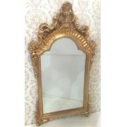 Espelho Poliresina Dourado - Cód.: FRM127