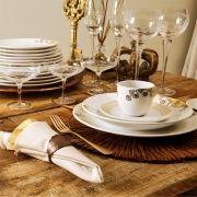 Golden - Aparelho de Jantar 30 Peças (6 Pessoas)