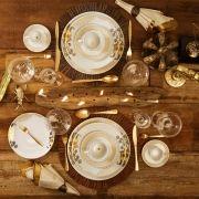 Golden - Aparelho de Jantar 42 Peças (6 Pessoas)