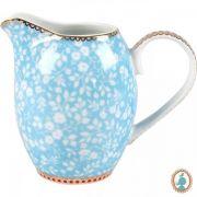 Jarrinha Azul Floral Pip Studio