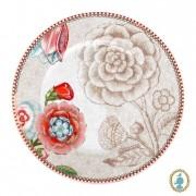 Prato de Pão 17cm Off White - Spring to Life