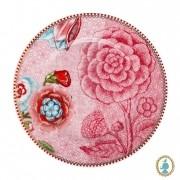 Prato de Pão 17cm Rosa - Spring to Life