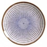 Prato Raso Asteca 27cm (6 Unidades)