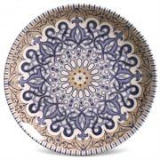 Prato Sobremesa Adana 20cm (6 Unidades)