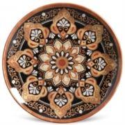 Prato Sobremesa Damasco 20,5cm (6 Unidades)