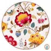 Prato Sousplat Branco - Floral Fantasy