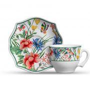 Xicara de Chá Le Jardin (6 Unidades)