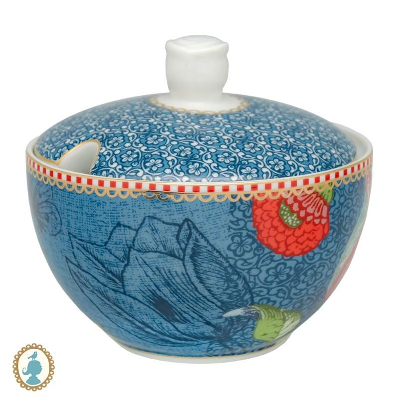 Açucareiro Azul - Spring to Life
