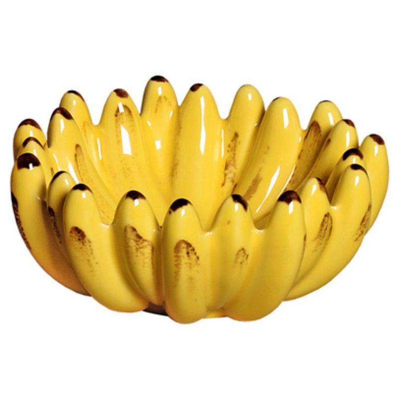 Bowl Banana Amarelo Lima (06 Unidades)