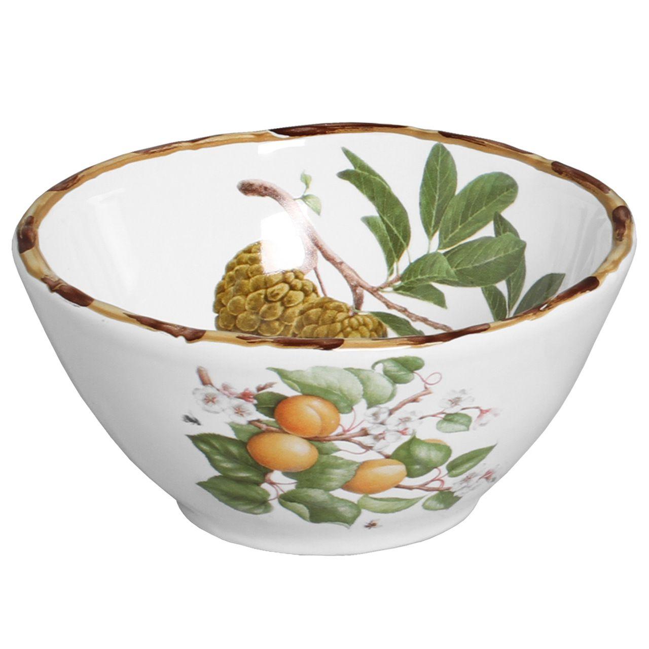 Bowl Tropical Fruits (06 Unidades) Cód.: 6049 - MB