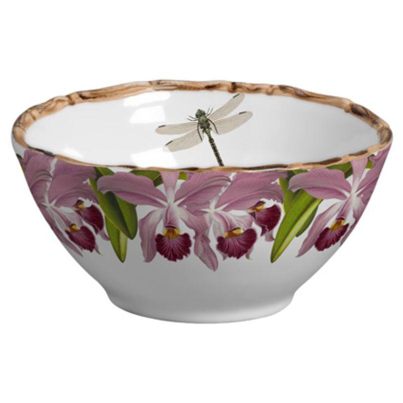 Bowl Orquídeas (6 Unidades)