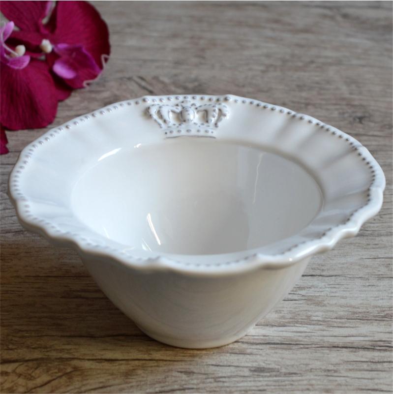 Bowl Windsor Branco (6 Unidades)