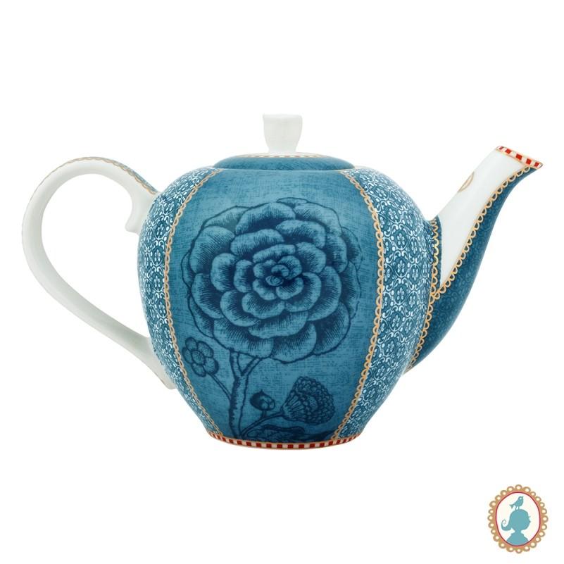 Bule Pequeno 800ml Azul - Spring to Life