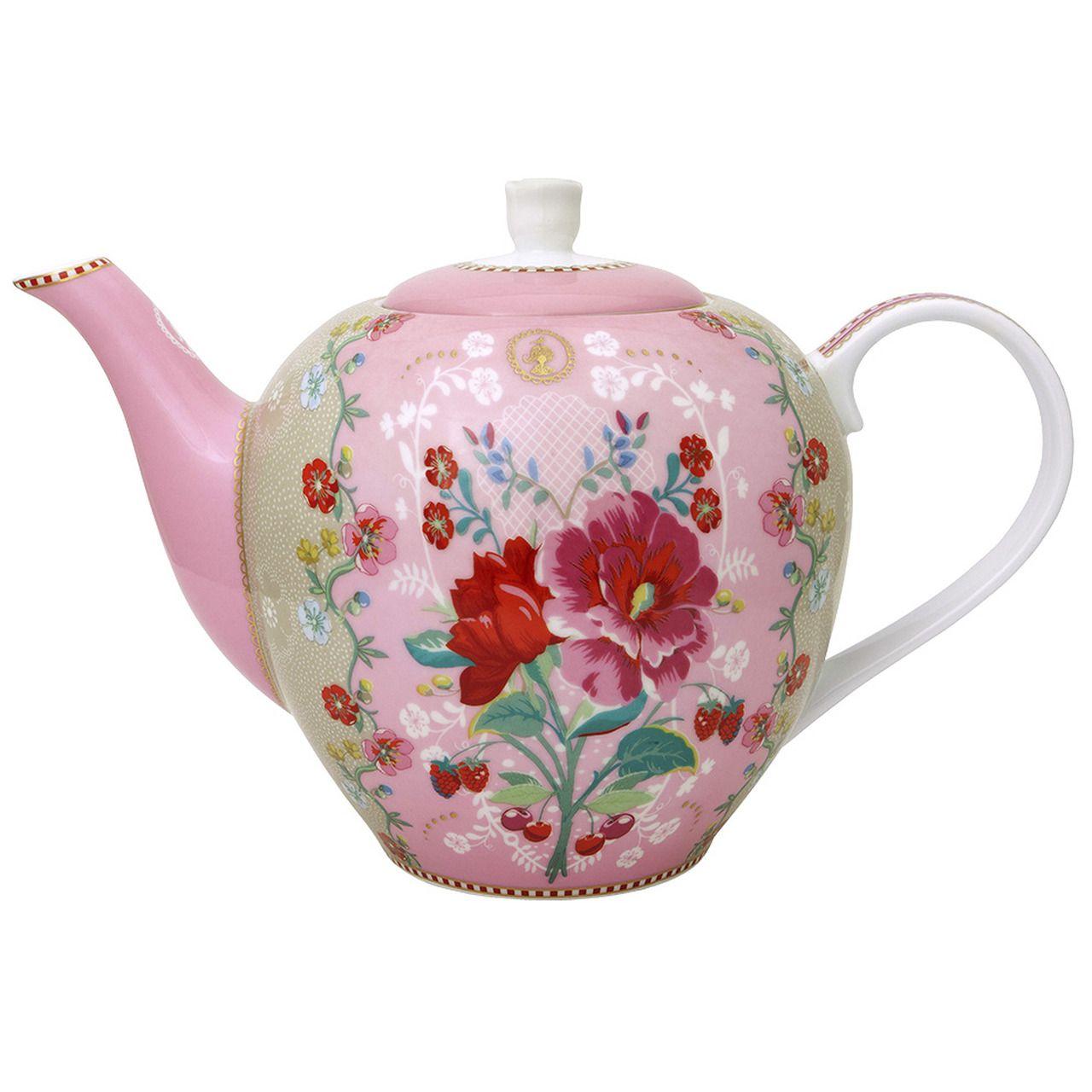 Bule Rose Rosa - Floral - Pip Studio