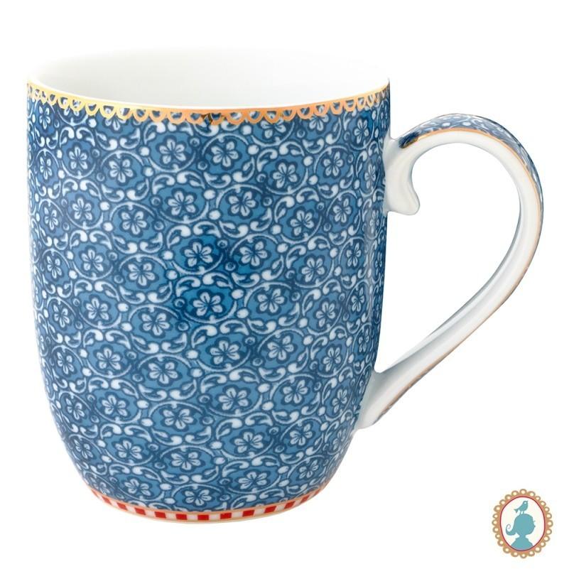 Caneca Pequena 145ml Azul - Spring to Life