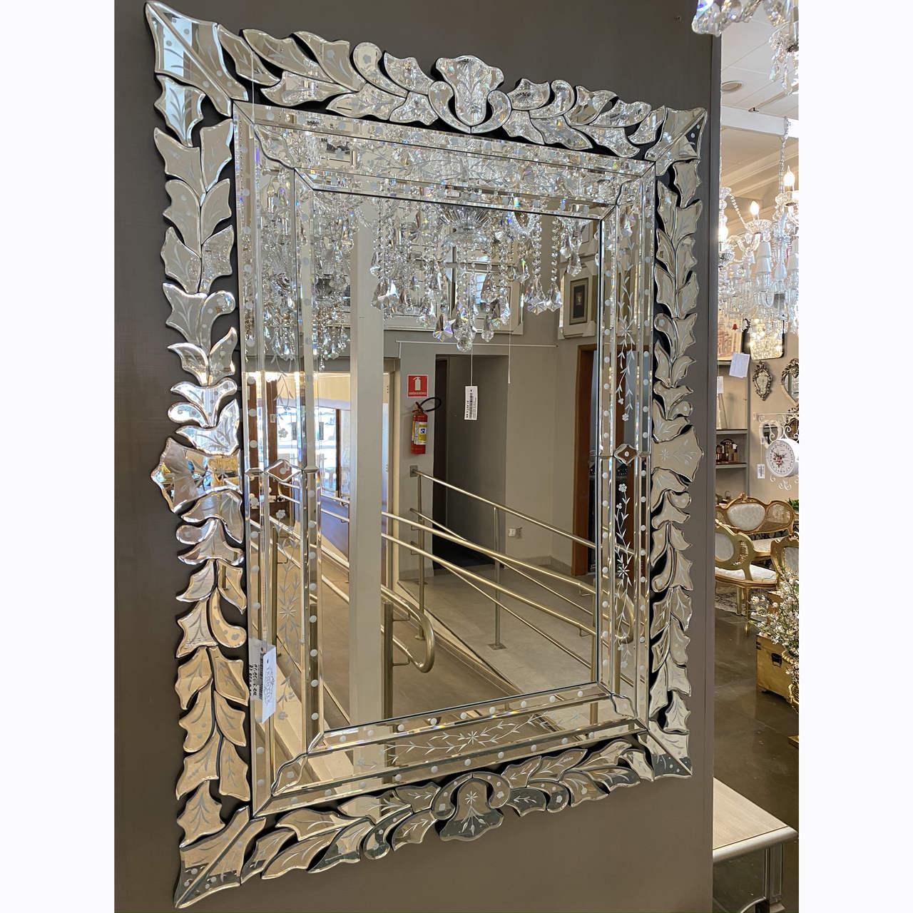 Espelho Veneziano 120x90cm - Cód. FSM012 - FR
