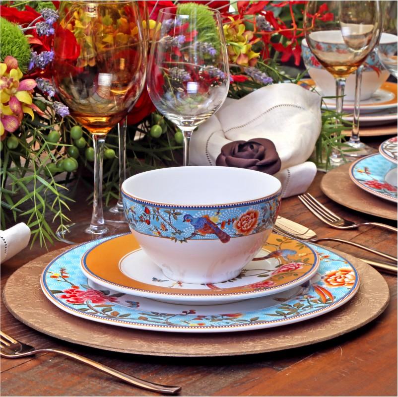 Faenza - Aparelho de Jantar 42 Peças (6 Pessoas)