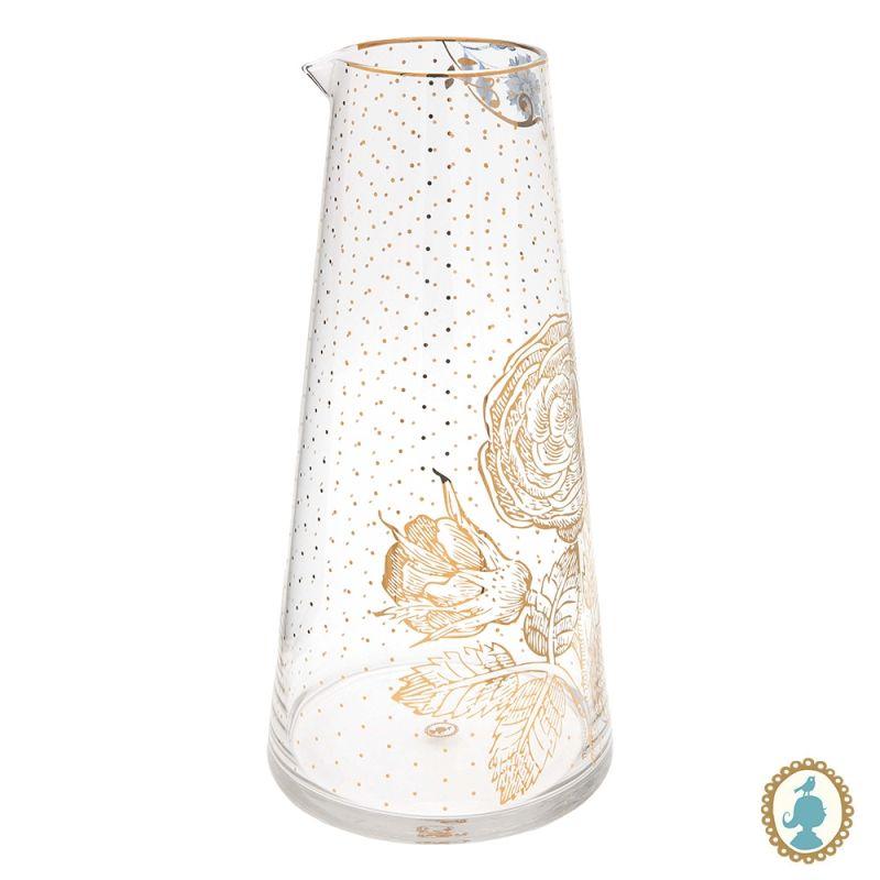 Jarro 1700ml Golden Flower - Royal - Pip Studio