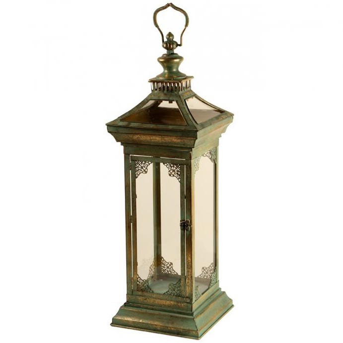 Lanterna Decorativa Kenitra - Cód: 37.750 - RP