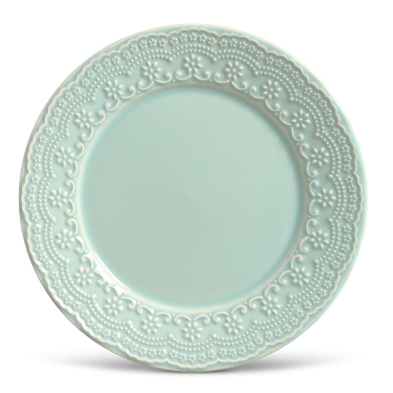 Madeleine Menta - Aparelho de Jantar 30 Peças (6 Pessoas)