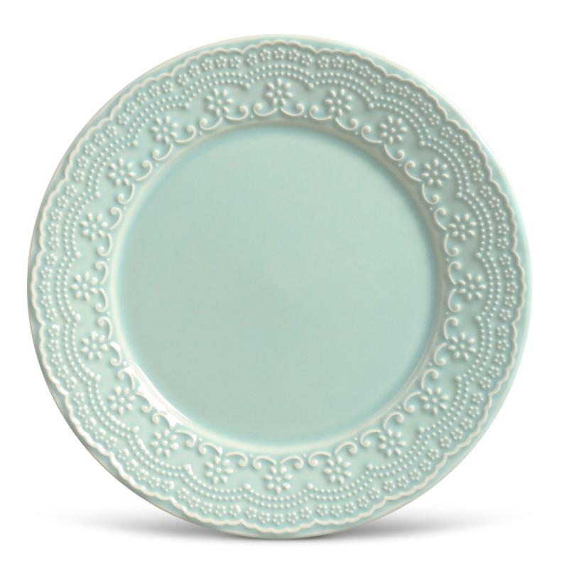 Madeleine Menta - Aparelho de Jantar 42 Peças (6 Pessoas)