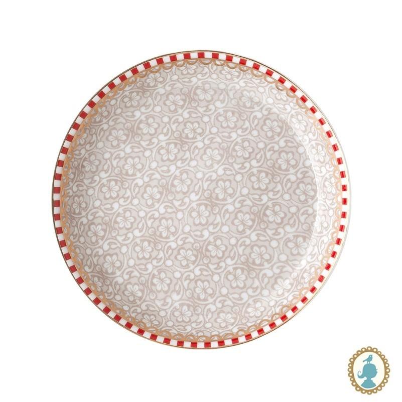 Mini Prato 9cm Off White - Spring to Life