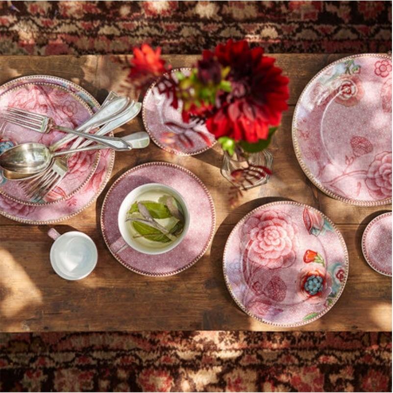 Mini Prato 9cm Rosa - Spring to Life