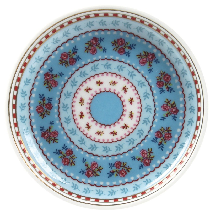 Mini Prato Ribbon Azul Floral Pip Studio