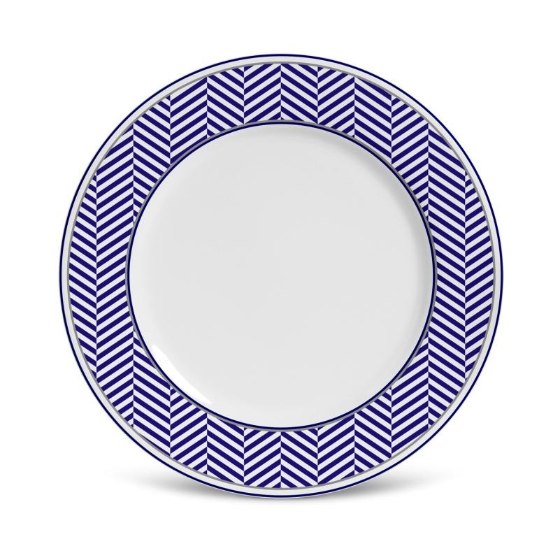 Navy - Aparelho de Jantar 42 Peças (6 Pessoas)
