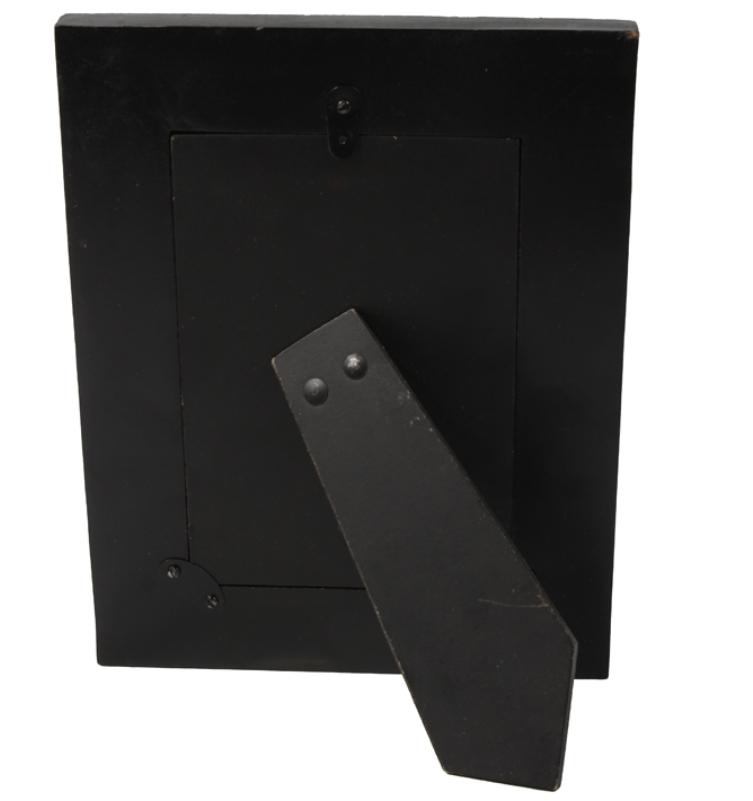 Porta Retrato em Osso Resinado 21x16cm - Cód. 28050