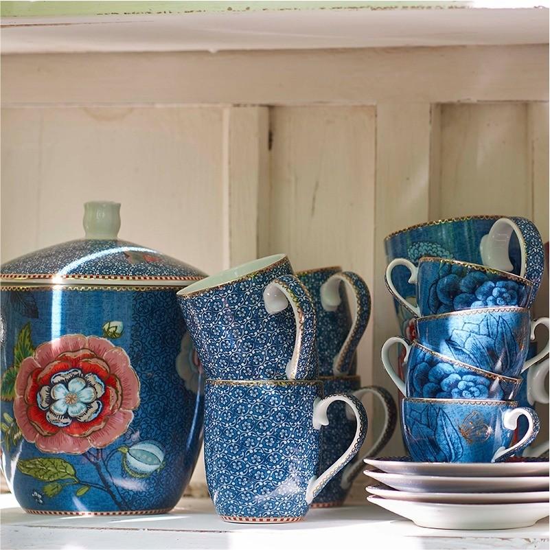 Pote Azul - Spring to Life