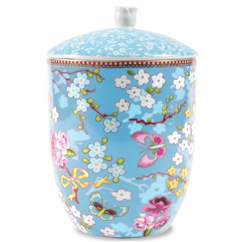 Pote Chinese Azul - Floral - Pip Studio