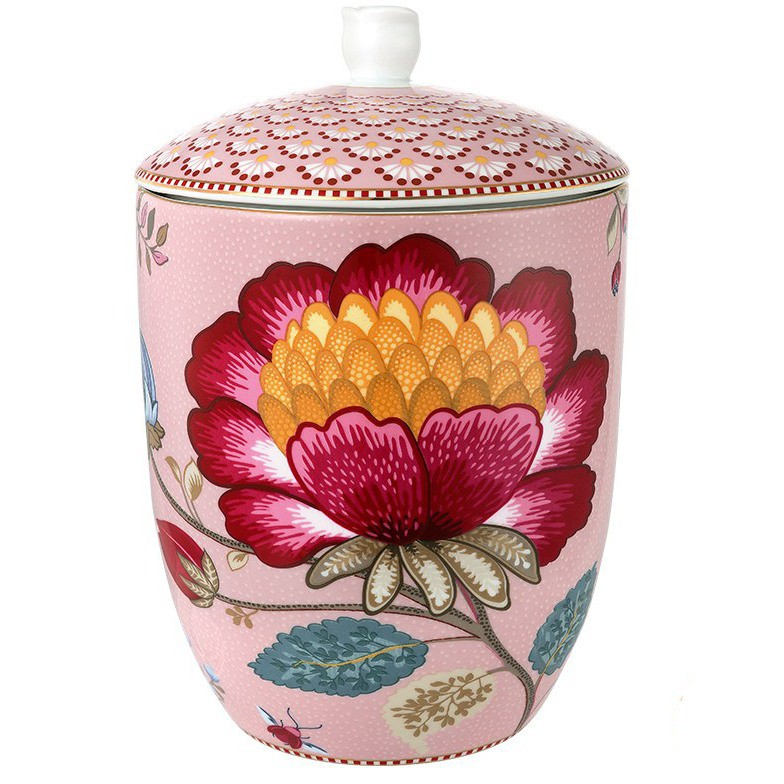 Pote Rosa - Floral Fantasy - Pip Studio