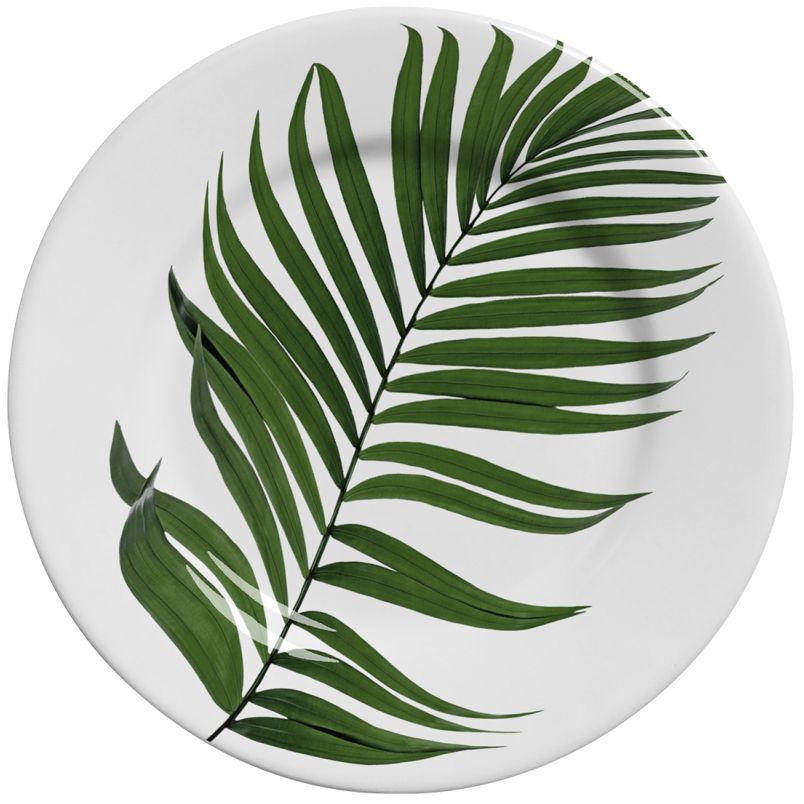 Prato de Pão Leaves Concept (06 Unidades)