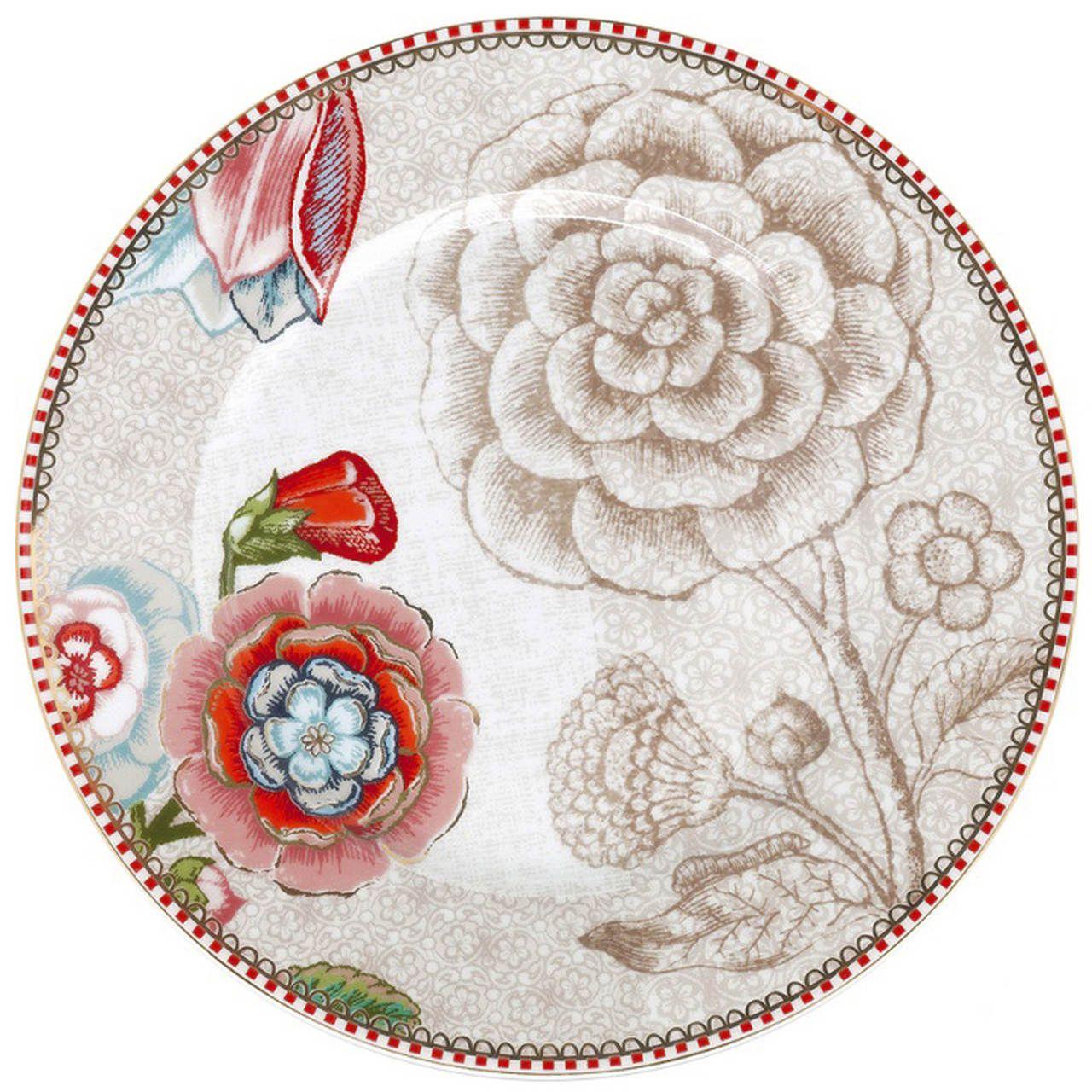 Prato de Pão Off White - Spring to Life - Pip Studio