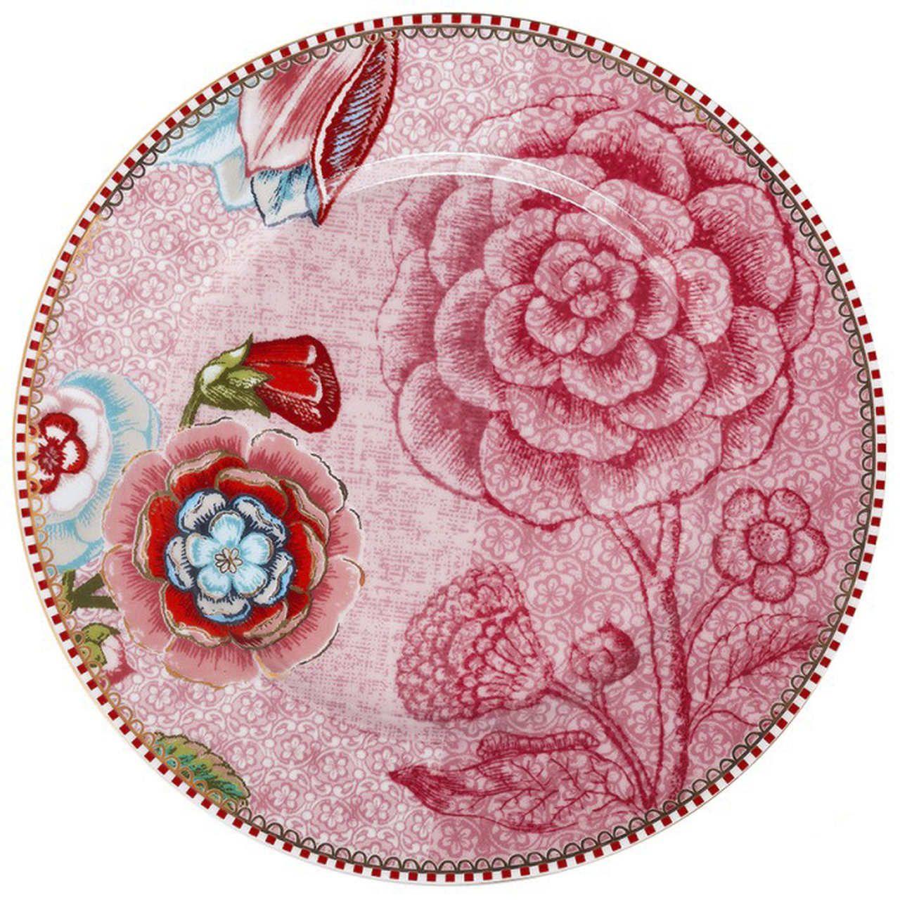 Prato de Pão Rosa - Spring to Life - Pip Studio