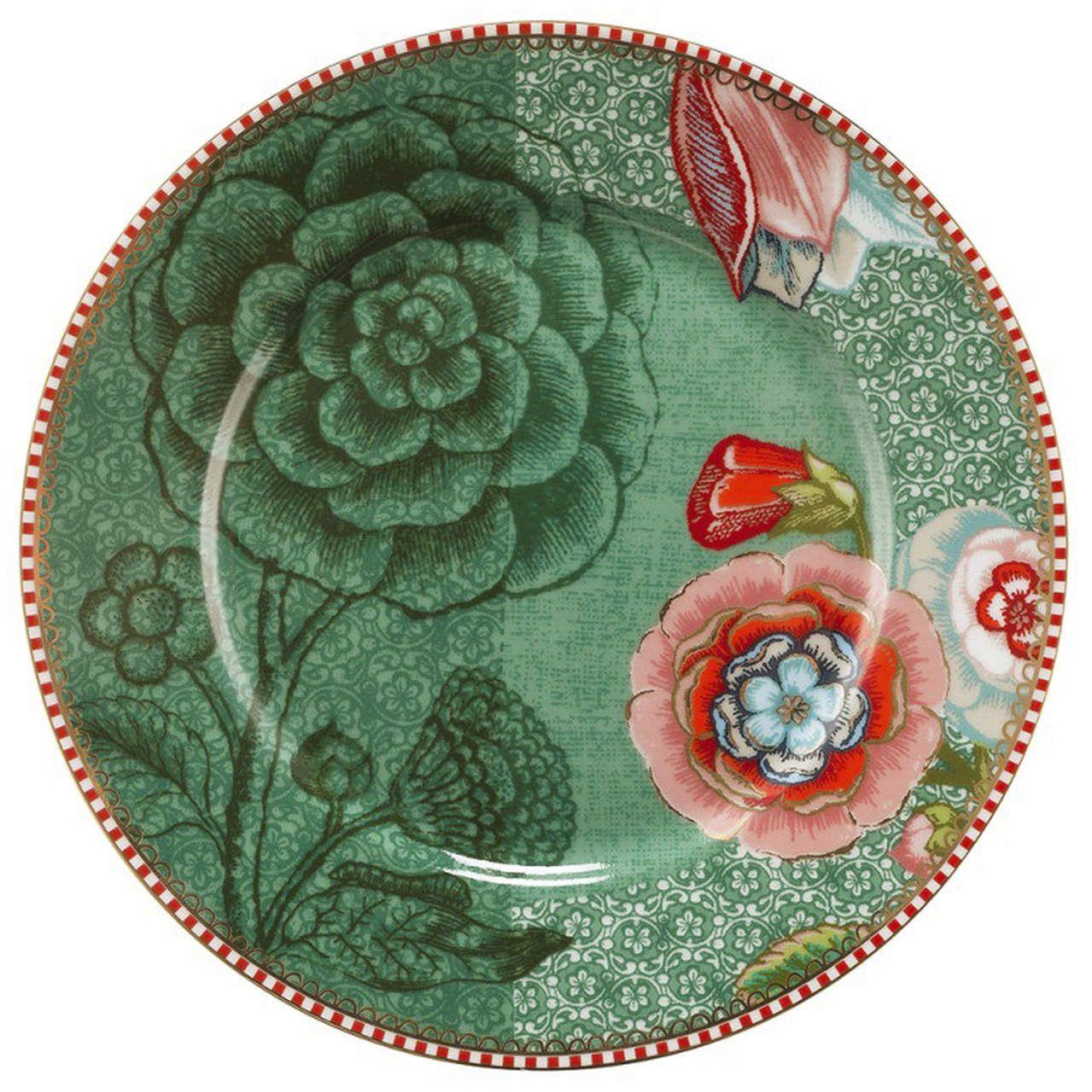 Prato de Pão Verde - Spring to Life - Pip Studio