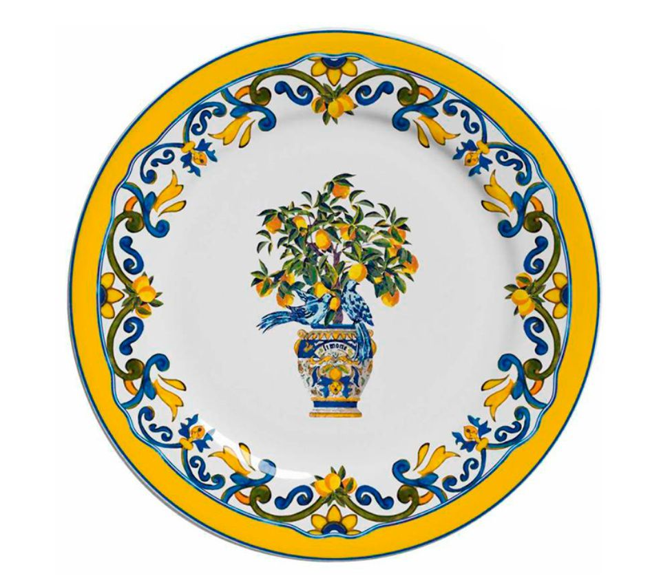 Prato Sobremesa Limones (6 Unidades) - Cód.: 172.889 - SC