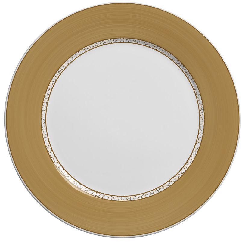 Prato Raso Dourado (6 Unidades)  - SC