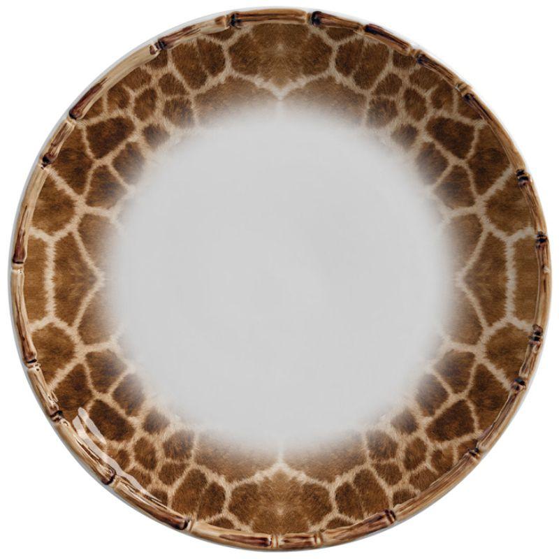 Prato Raso Fauna Girafa (6 Unidades)
