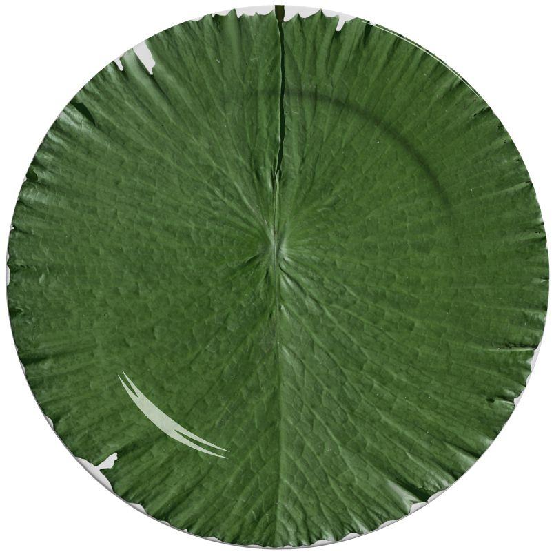 Prato Raso Leaves Concept (06 Unidades) - Cód.: 264.5811 - SC