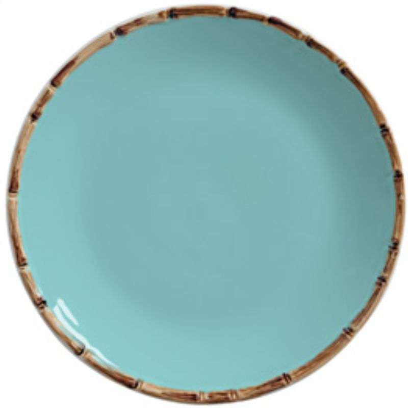 Prato Raso Liso Tiffany Forest (6 Unidades)